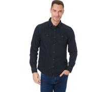 Jeanshemd, Regular Fit, Western- Design, für Herren, 0008