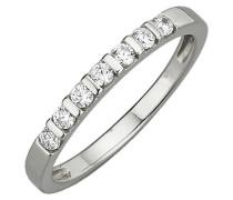 Ring 5/- Gold Zirkonia