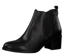 Chelsea Boots Leder Blockabsatz