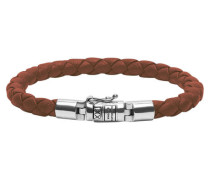 "Lederarmband ""Ben XS Round Leather """