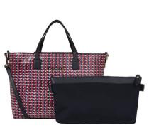 """Shopper """"Iconic"""" Kunstleder Allover-Print herausnehmbare Tasche"""