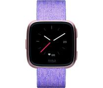 Health and Fitness Smartwatch Versa Sondereditionavendel/Roségold, Größe