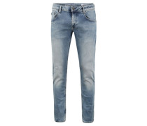 "Jeans ""Russo"", Tapered-Fit, Used-Look, Destroyed-Effekte,"