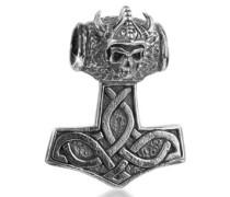 Anhänger Hammer Totenkopf Keltisch Cool 5