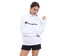 Sweatshirt, Troyer-Kragen, Frottee-Patch, Rippbund