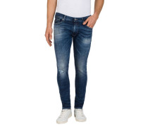 """Jeans """"Jondrill"""", Slim Fit, Used-Look, Destroyed-Elemente, Stretch"""