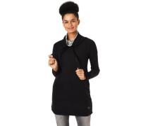 Pullover-Kleid, Stehkragen,