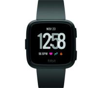 Health and Fitness Smartwatch Versa, Schwarz, Größe