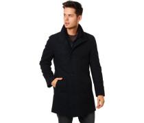 Mantel, Woll-Anteil, Stehkragen, für Herren, 62