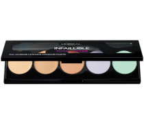 Indefectible Total Cover Palette