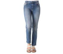 "Jeans ""Daria"", Straight Fit, leichte Waschung,"