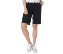 Shorts Gürtel Eingrifftaschen