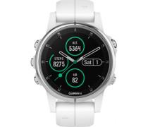 """Smartwatch fenix® 5S Plus Sapphire """"010-01987-01"""""""