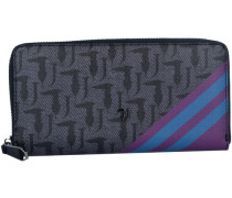 Vaniglia Geldbörse 19 cm /violet