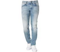 """Jeans """"Skymaster"""", Regular Fit, Tapered Leg, Handytasche,"""