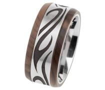 Ring FINE STEEL WORKS Edelstahl R412