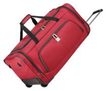 Nonstop 2-Rollen Reisetasche  cm red
