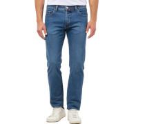 """Jeans """"Deauville"""", Regular Fit, gerades Bein, für Herren, stone, W34/L32"""