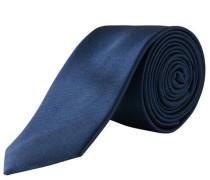 Krawatte reine Seide schmal