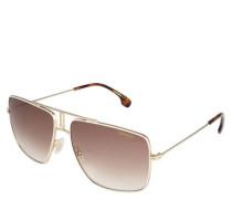 """Sonnenbrille """" 6/S 9HT """" Filterkategorie 2 Piloten-Stil Doppelsteg"""