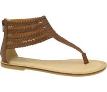 Zehentrenner-Sandale