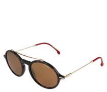 """Sonnenbrille """" 195/S O63"""" Filterkategorie 3 Panto-Design"""