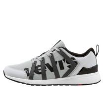 Sneaker, Gummisohleabel-Print