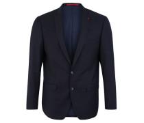 Sakko als Anzug-Baukasten-Artikel, Slim Fit, wasserabweisend, navy