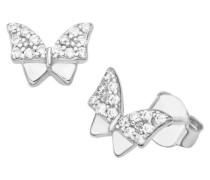 "Ohrstecker ""Schmetterlinge"" 5 Sterling"