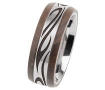 Ring FINE STEEL WORKS Edelstahl R409