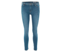 Jeans Jegging Fit Waschung