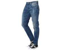 """Jeans """"3301"""" Tapered Fit Used-Look Waschungen"""
