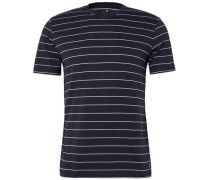 T-Shirt gestreift /grau 3XL