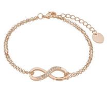Armband mit Infinity-Symbol 91434 rosevergoldet rosegold