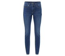 "Jeans ""Dream"" Skinny Fit kontrastfarbene Nähte"