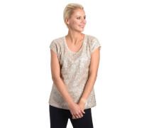 T-Shirt Pailletten weicher Griff