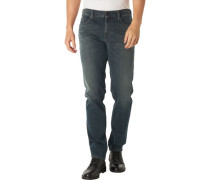Jeans, Regular Slim Fit, Stretch