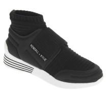 Sneaker Sock-Like-Look elastischer Riemen