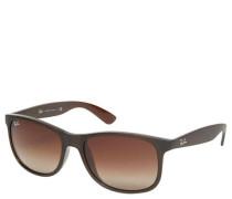"""Sonnenbrille """"RB 4202 Andy"""", mattes Gestell, Verlaufsgläser,"""
