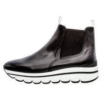 Chelsea Boots Leder Plateau