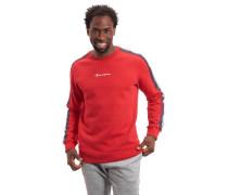 Sweatshirt, ogo-Streifen, Comfort Fit
