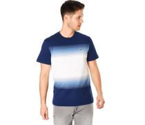 T-Shirt, lässig, Farbverlauf,