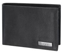 Cali Querformat Geldbörse 3.410 Leder  cm mit Klappfach und