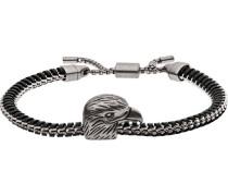 "Armband ""EGS2660040""eder/Edelstahl"