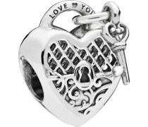 "Charm Love You Lock ""797655"" 5er"