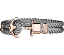 Armband Phrep Nylon  cm Gr. XL /roségold