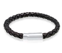 Armband Echtleder Magnet Basic Cool 5 Sterling