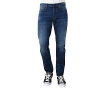 """Jeans """"3301 Straight"""" Tapered Fit Waschungen"""