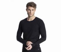 Langarm-Shirt Cotton Code
