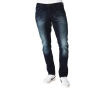 """Jeans """"Skymaster"""" Regular Fit Marken-Details"""